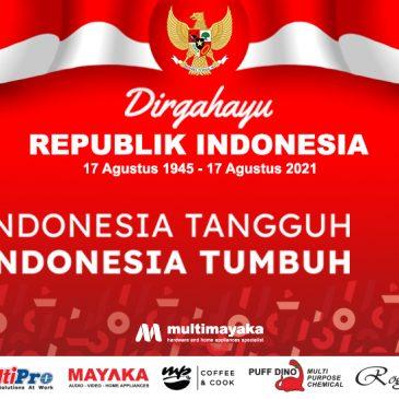 Hari Kemerdekaan Indonesia Ke-76, 17 Agustus 2021