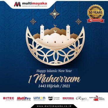 Tahun Baru Islam 1 Muharram 1443 H – Multi Mayaka